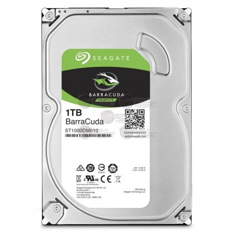 Disco Duro / 1TB / Interno / 7200 RPM / SATA III / 64MB / 3.5""