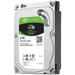 "Disco Duro / 2TB / Interno / 3.5"" / 7200RPM / SATA3 / 64MB"