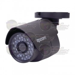 Cámara / Bullet / TurboHD / 1080p / Gran Angular / Lente 2.8mm / IR inteligente para 20 Mts / Color Gris Oscuro