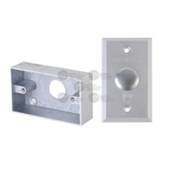 Kit / Botón de Salida / Compacto / N.O. & N.C. / Incluye CAJA.