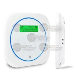 Kit Alarma Inalámbrica GSM, LCD Touch keypad, 1 Sensor PIR, 2 sensores puerta/ventana + 2 controles remoto