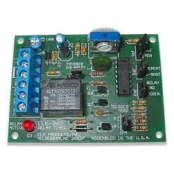Relevador con Retardo de Tiempo / Salida SPDT / 12~24 VCD / 40 mA