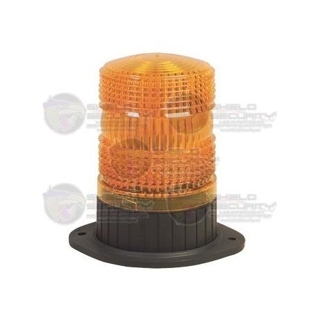 Estrobo / Renegade / Color Ambar / con Montaje Magnético / Conector para Encendedor Vehicular