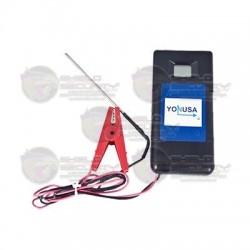 Voltímetro de Alto Voltaje para Cercas Eléctricas