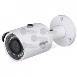 Camara / Bullet / HDCVI / 720p / TVI / AHD / CVBS / Lente 2.8mm / 0.05 Lux / Color / DWDR / Smart IR 30 Mts. / IP 67 / Metalica