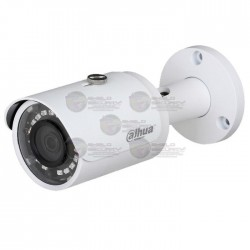 Camara / Bullet / HDCVI / 720p / TVI / AHD / CVBS / Lente 3.6mm / 0.02 Lux / Color / DWDR / Smart IR 30 Mts. / IP 67 / Metalica