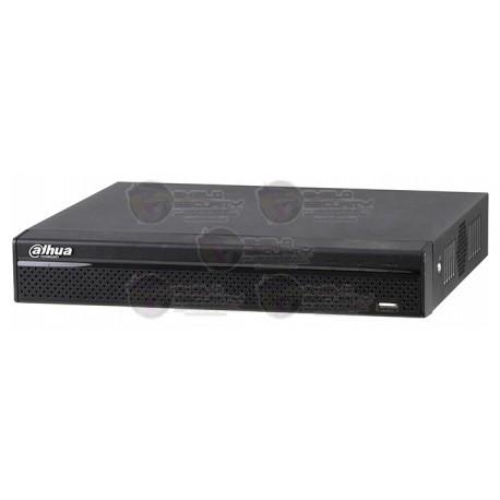 DVR / 16 CH / HDCVI / 720p / PentaHibrido / TVI / AHD / CVBS / 2 CH IP / 16+2 / 1 HDD SATA / 6 TB Max. / 1 CH Audio / P2P