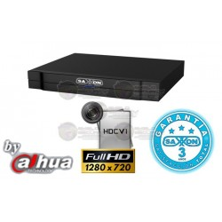 DVR / 16 CH / TriHibrido / 720p / P2P / IP/ HDCVI / Analogo / Hasta 6 TB / 2 CH IP / HDMI / Audio