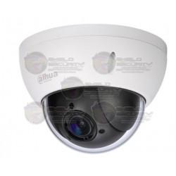 Camara / Mini PTZ / 2Mpx / HDCVI / 4X Zoom Optico / WDR Real 120 DB / Exterior / IP66 / IK10 / HLC/ 3DNR / 300 Presets