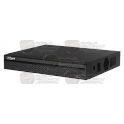 DVR / 8 CH / HDCVI / 1080p / TriHibrido / 720P / 960H / IP / 4 CH IP Adicionales 8+4 / 1 HDD / P2P