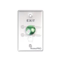 Botón / Redondo / Tipo Hongo / Color Verde / IP65