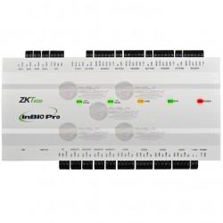 Panel de Control de Acceso / BioSecurity / 2 Puertas / 4 Lectoras / 3,000 Huellas / Push