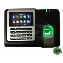 Control de Asistencia / a Color / 3,000 Huellas / 100,000 Registros / TCP/IP / USB / IP