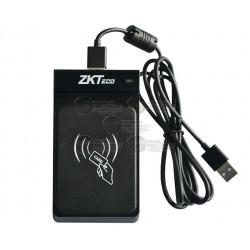 Lector de Tarjetas ID / Enrolador / Puerto USB / Comp. con IDCARD ZKTeco