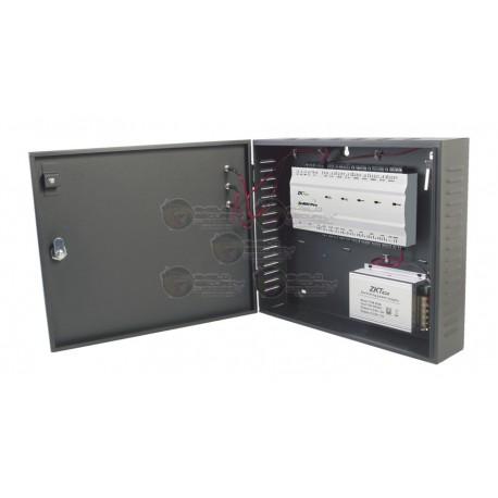 Panel de Control de Acceso / 4 Puertas / 20,000 Huellas / 30,000 Tarjetas / Funcion ADMS PUSH incluida / Alta Seguridad