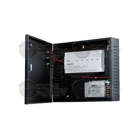 Panel de Control de Acceso / 2 Puertas / 3,000 Huellas / 30,000 Tarjetas / Funcion ADMS PUSH / Incluye Gabinete
