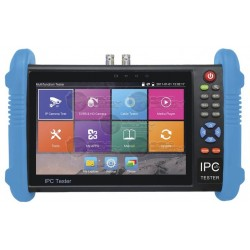 "Probador de Video / Pantalla LCD 7"" / IP / HD-TVI (TurboHD) / Análogo / ONVIF / Wi-Fi / Scanner IP"