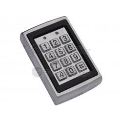 Teclado Multifuncion / Puerta Sencilla / A prueba de Agua / 500 Usuarios / Password y/o Tarjeta ID