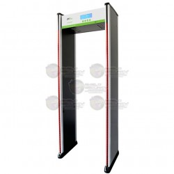 Arco / Detector de Metal / 18 Zonas / Password de Proteccion / Indicadores LED en Ambas Vistas