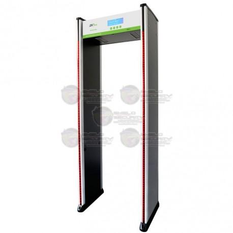Arco / Detector de Metal / 18 Zonas / Password de Proteccion / Indicadores LED en Ambas Vistas