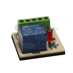 Modulo de Relevador Externo / Control de Acceso / Salida NC y NO / 12 VDC