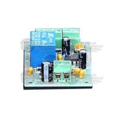 Modulo de Retardo de Tiempo / Salidas NC y NO / Conexion de Boton / 12 VDC / Ajustable de 1-30 Segundos