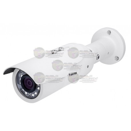 Camara / Bullet IP / Exterior / 4MP / 3.6 MM / Smart IR 30 Mts. / WDR Pro / Smart Stream II / IP66 / IK10 / 3DNR / ONVIF