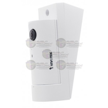 Camara / IP / Interior / 2MP / HD / 180º Grados / H.264 / POE / Audio / Smart Stream II / WDR