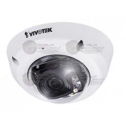 Camara / Domo IP / Exterior / 2MP / IR 15 Mts. / Smart IR / Smart Stream II / IP66 / IK10 / Nema 4X / Antivandalica