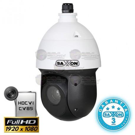 Camara / Mini PTZ / 25x / Starlight / 1080p / 720p / WDR Real / HLC / IR 100 Mts. / IP66 / OSD / Salida Dual / HDCVI y Analogo