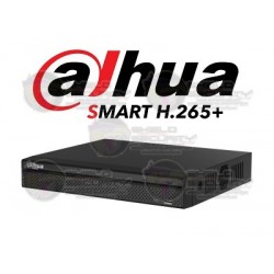 DVR / 8 CH / HDCVI / Pentahibrido / 1080p / 4MP Lite / 720p / 4 CH Add 8+4 / IVS / SATA hasta 10 TB / P2P / Smart Audio