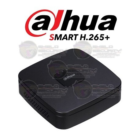 DVR / 8 CH / HDCVI / 1080p / 4MP Lite / 720p / H265+/ H265 / 4 CH Add 8+4 / IVS / SATA hasta 10 TB / P2P / Smart Audio