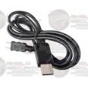 Cable de Programacion y Alimentación / Para versiones recientes de MT90
