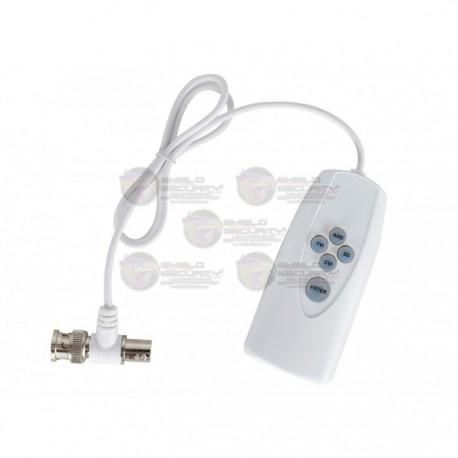 Control para Cambiar de Tecnologia en Camaras Dahua HDCVI Serie S3 / HDCVI / HDTVI / AHD / CVBS
