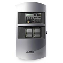 Panel de Incendio / Inteligente / 1L / 250 Dispositivos / 4 NAC's / 4 Lazos / Pantalla LCD