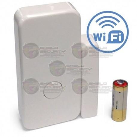 Sensor Inalámbrico / 433MHz / Puerta / Ventana / Para KIT PT Wireless P2P