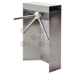 Torniquete de Medio Cuerpo / Bi-direccional / Uso en intemperie / Tapa y Gabinete de Acero Inoxidable