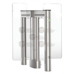 Torniquete Óptico / Doble Serie / Supervisor 5000 / Hojas de Cristal de 46