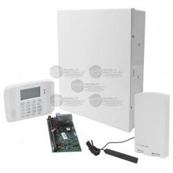 Sistema de Alarma VISTA20P con Teclado Alfanumerico y Receptor Inalambrico Interconstruido con Comunicador GSM para ALARM.COM