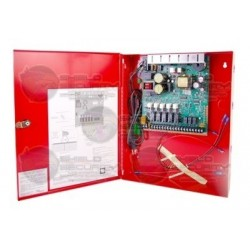 Fuente de poder de 24 VCD Convencional para Alimentación de Detectores de 24 VCD o como Salida de Sirena de 24 VCD