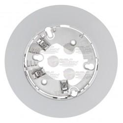 """Base de Montaje de 6"""" / Color Blanco para Nuevos Detectores IDP-W y SK-W"""