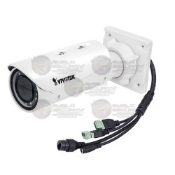 Camara / Bullet IP / 3 MPX / POE AF-T / Extensor POE / H265 / Smart IR 30 Mts. / WDR Pro / Smart Stream II / Enfoque Remoto
