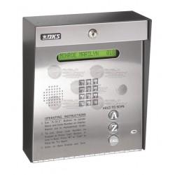 Control de Acceso / Gabinete para Sobreponer / 2 puertas / 3000 No. Telefónicos / 11 Digitos / Directorio en Pantalla