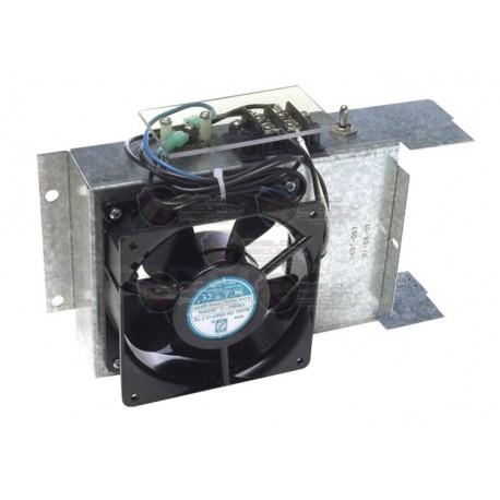 Kit de Ventilador para Barreras DKS / Ayuda a Eliminar la Condensación en Ambientes Húmedos y la Temperatura en Calor Extremo
