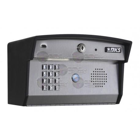 Control de Acceso con Audioportero Integrado en Gabinete para Sobreponer
