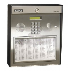 Lobby Panel para Montaje en Superficie Compatible con Equipos Doorking 1816 / 1820