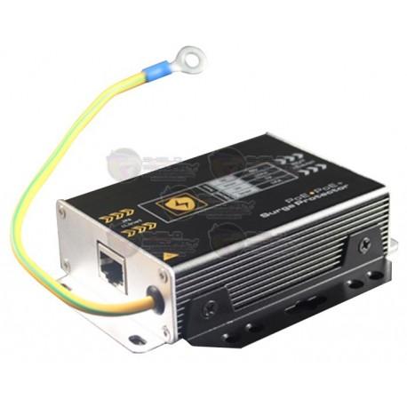 Protector de Sobrecargas / POE / 1 Pto. FE / Ideal apra Camaras IP POE / AF / AT / Hasta 60V / Datos y Energia