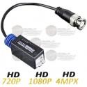 Pack / 8 Pares / Transceptores Pasivos HD / HDCVI: 370 Mts a 720p / 200 Mts. a 1080p / 200 a 4MP