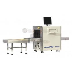Sistema de Inspección por Rayos X / Para Equipaje de Mano / Con Tunel / 60 x 40 cms