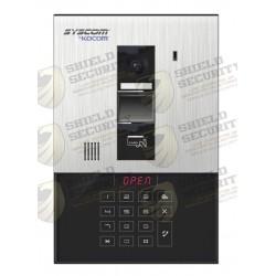 Sistema Multiapartamento Touch / Hasta 450 Apartamentos / 300 Metros / Apertura por Tarjeta de Proximidad
